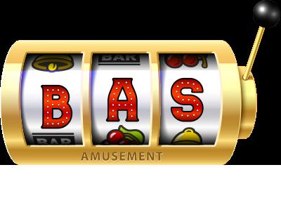 BAS Amusement logo